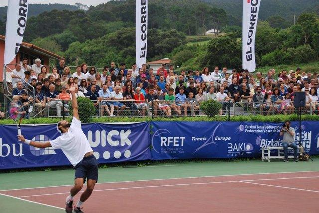 Final del Open Kiroleta en 2019
