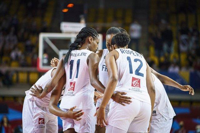 Francia en el Eurobasket