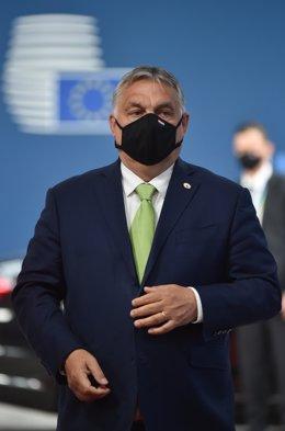 Viktor Orbán, primer ministre d'Hongria