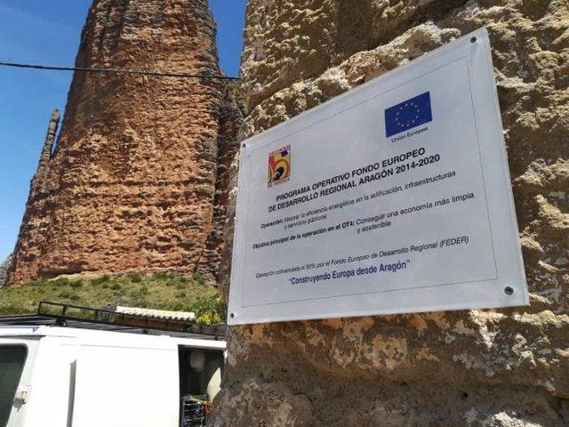 La Diputación de Huesca invierte en una década unos 6,2 millones de euros en la mejora de la eficiencia energética de un centenar de ayuntamientos.