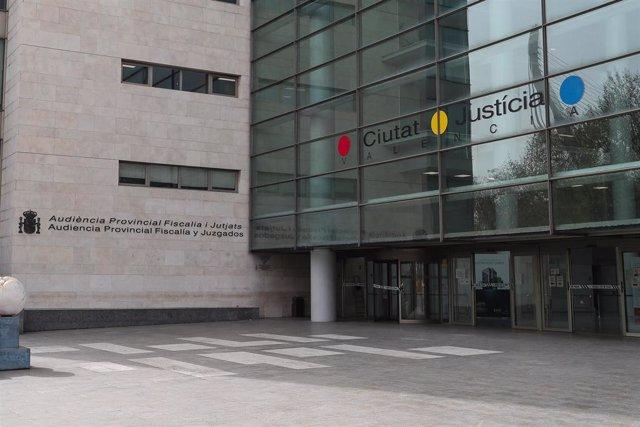 Archivo - Ciudad de la Justicia en Valencia