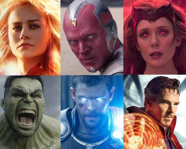 ¿Quién Es El Personaje Más Poderoso De Marvel