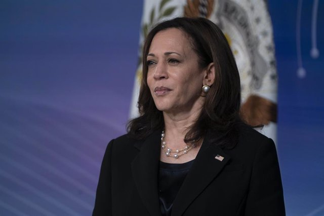 La vicepresidenta dels Estats Units, Kamala Harris