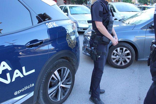 Imagen de recurso de la Policía Nacional