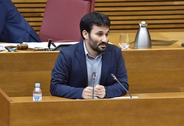 Archivo - El conseller de Educación, Vicent Marzà.