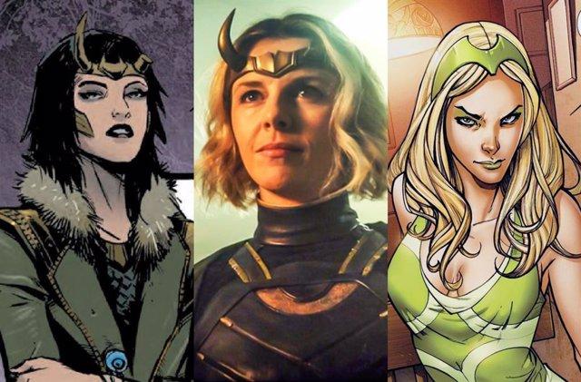 Sophia Di Martino es... ¿Lady Loki o la Encantadora?