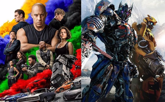 ¿Crossover Entre Fast & Furious Y Transformers?
