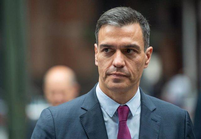 """Sánchez pide """"cooperación institucional y unidad de acción"""" ante la crisis"""