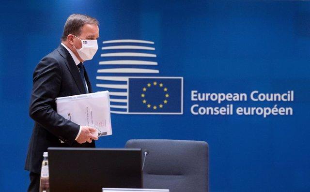 Arxiu - Stefan Löfven, primer ministre de Suècia