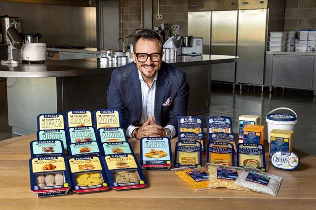 Archivo - Consejero delegado de Teresa Carles Healthy Foods, Jordi Barri