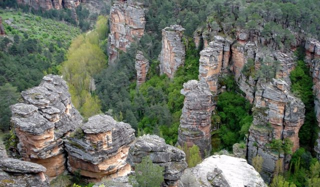 Archivo - Parque Natural Alto Tajo