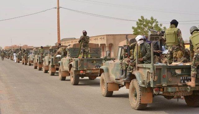 Archivo - Soldados del Ejército de Malí