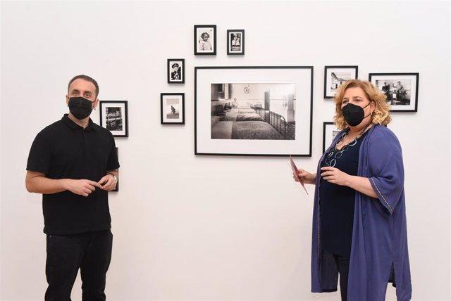 Inauguración de la exposición 'Lili y el saber profano' en el Palacio de los Condes de Gabia.