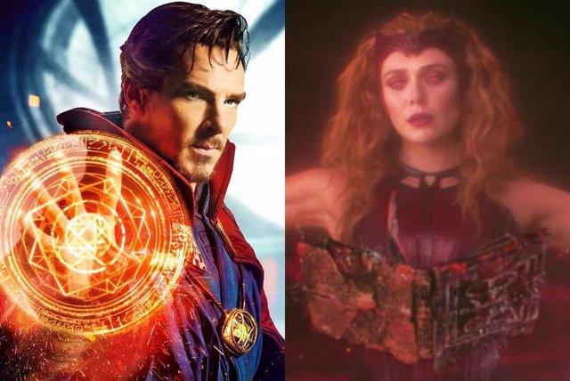 Marvel ha cambiado el final de Wandavision... ¿Para incluir a Doctor Strange?