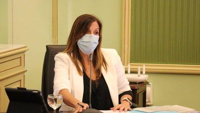 Archivo - La directora general de Salud Pública del Govern balear, Maria Antònia Font.