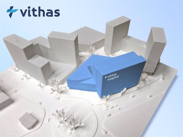 Vithas construirá un nuevo hospital en Barcelona con una inversión de 60 millones de euros