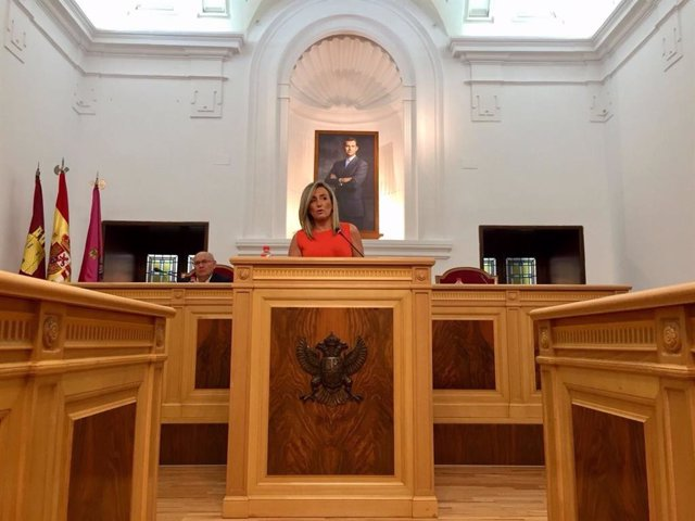 Archivo - Milagros Tolón, debate sobre el estado del municipio