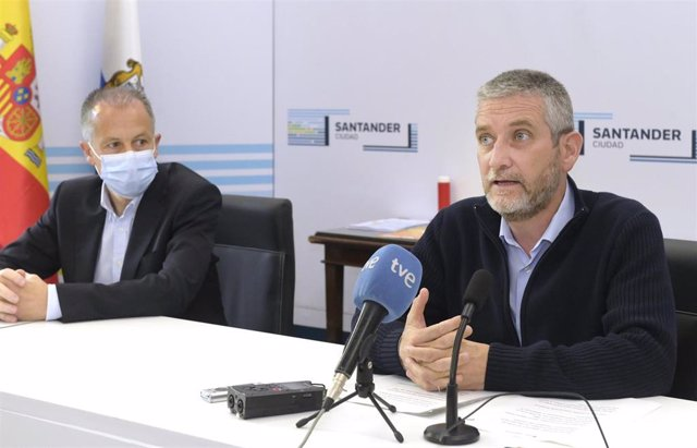 El concejal de Urbanismo, Javier Ceruti, informa sobre el jurado para el modelo de ciudad
