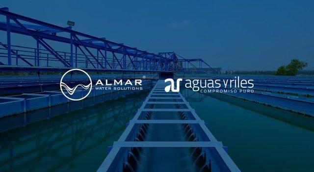 Archivo - Almar Water Solutions refuerza su apuesta en Chile con la compra del 50% de Aguas y Riles