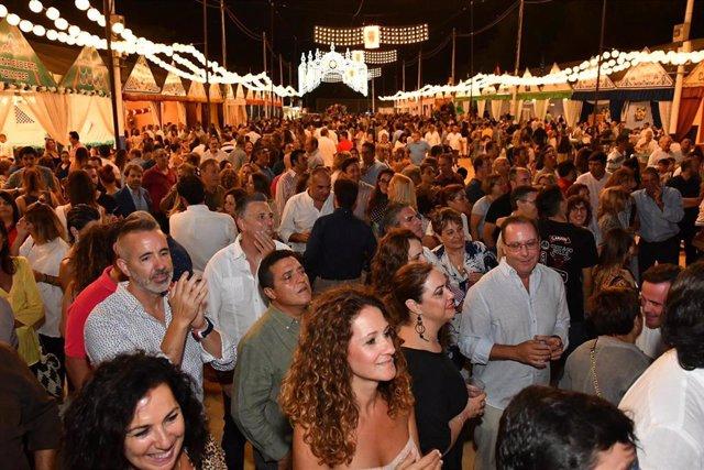 Archivo - Imagen de archivo de la Feria tomareña de septiembre