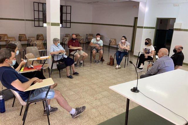 Encuentro de Valencia Misionera el pasado viernes en el Seminario de Moncada