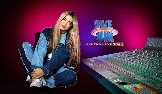 Lola Indigo como Lola Bunny en Space Jam 2