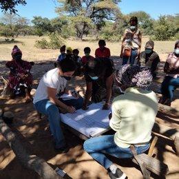 Incatema Consulting & Engineering está desarrollando un mapeamiento de la vulnerabilidad de la población de la cuenca hidrográfica de Cuvelai, en Angola, para hacer frente a los efectos de las alteraciones climáticas
