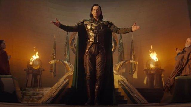 """Loki regresa a Asgard en el """"insultante"""" tráiler de mitad de temporada"""