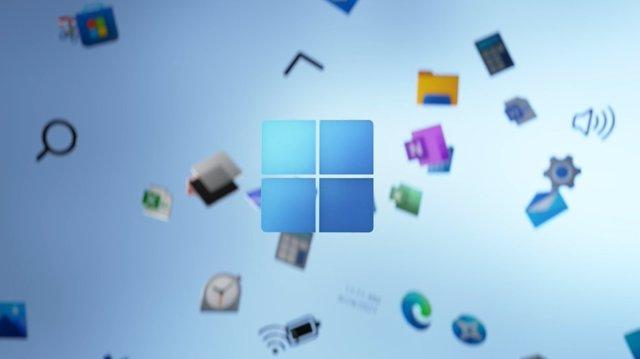 Archivo - Logotipo de Windows 11