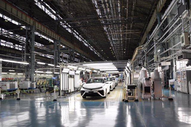 Archivo - Fábrica de Toyota.
