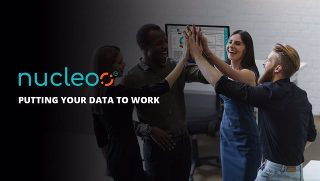 Data insights as a service.