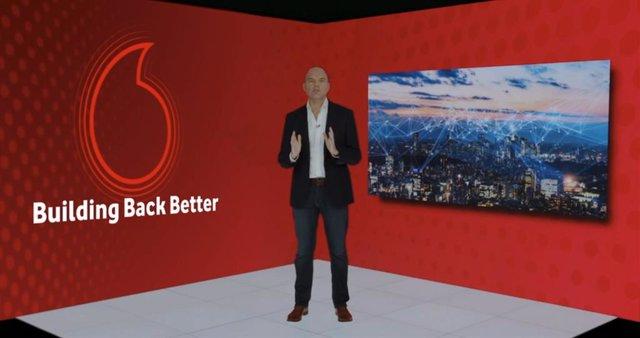 El conseller delegat de Vodafone, Nick Read