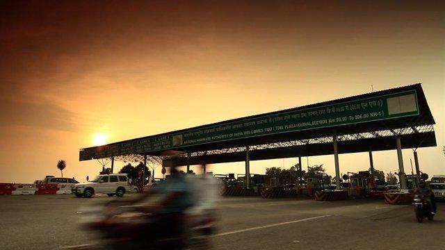 Archivo - Roadis, autopista en la India