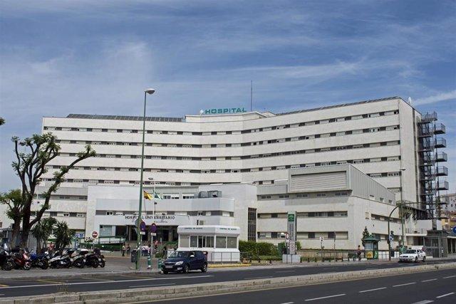 Hospital Virgen Macarena en una imagen de archivo.