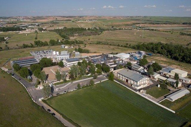 Archivo - Planta de Pfizer en San Sebastián de los Reyes (Madrid)