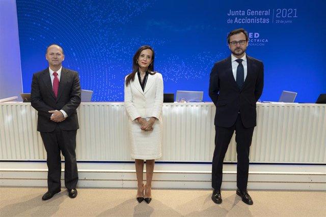 Junta General de Red Eléctrica 2021