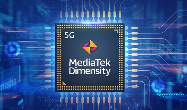 Recurso procesador 5G de MediaTek