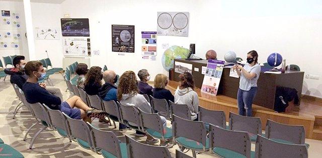 Archivo - Actividad en el Observatorio Astronómico de Cantabria