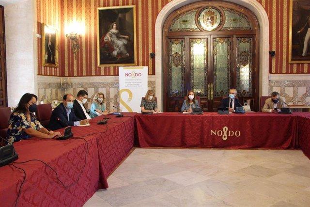 Juan Manuel Flores presenta el programa de incentivos a la inserción laboral juvenil a empresas y entidades sin ánimo de lucro