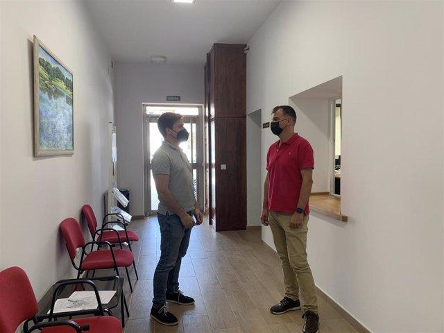 La localidad de Aceituna estrena Casa Consistorial reformada con el Plan Reactiva de la Diputación de Cáceres