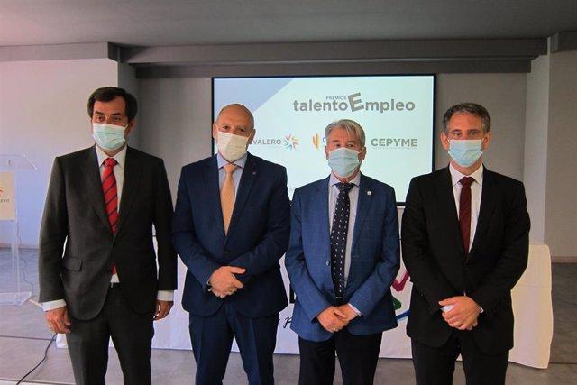 El Grupo San Valero, en colaboración con CEOE y Cepyme en Aragón, convoca los premios 'Talento Empleo'.