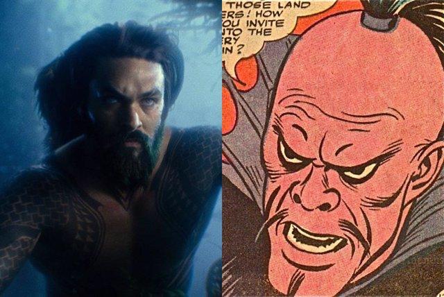¿Será Mongo el nuevo villano de Aquaman 2?