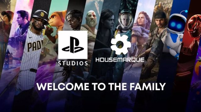 Sony compra Housemarque.