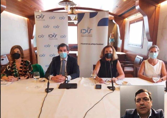 Encuentro digital Fundación IDIS