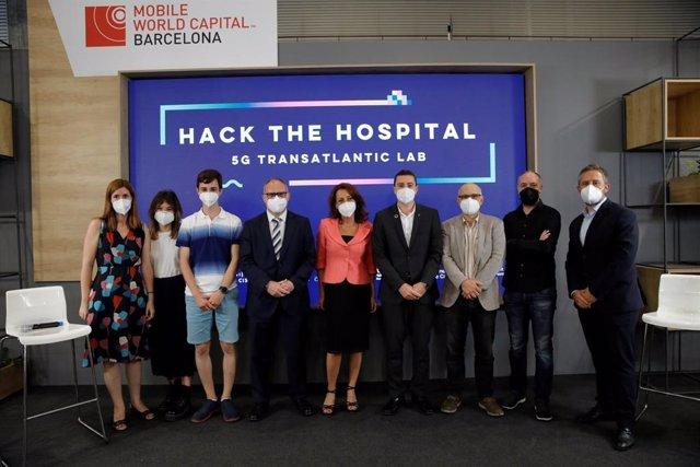 MWCapital premia dos projectes per millorar els serveis a adolescents hospitalitzats