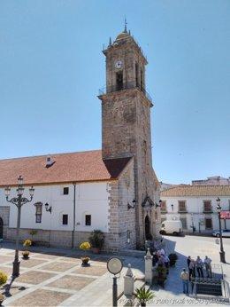 Iglesia de San Miguel en Villanueva de Córdoba
