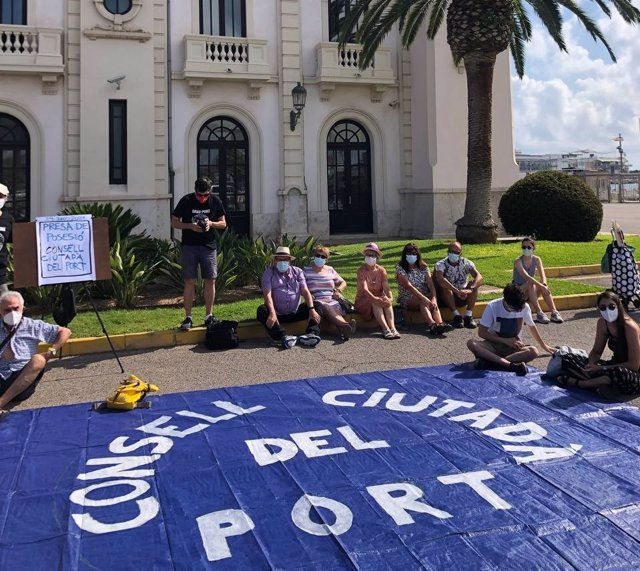 Crean un Consejo Ciudadano de Administración del Puerto de Valencia