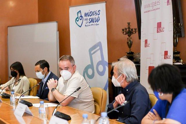 Músicos por la Salud solicitan al Gobierno incorporar las artes en el sistema sanitario