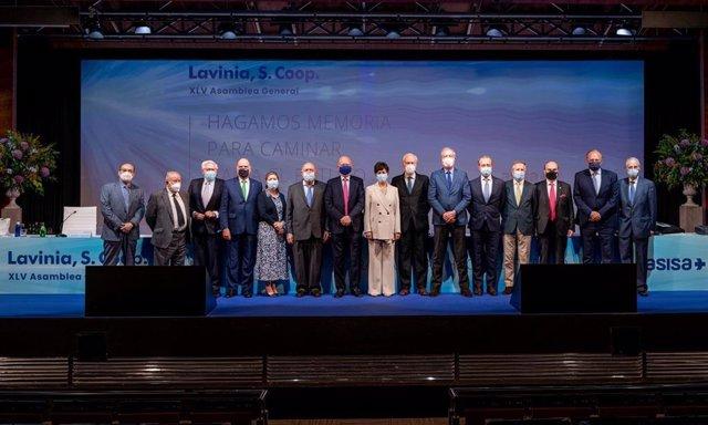 Lavinia, accionista única de ASISA, celebra su 45ª Asamblea y reafirma los ejes de la estrategia para los próximos ejercicios