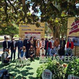 Presentación de los Rías Baixas Fest 2021